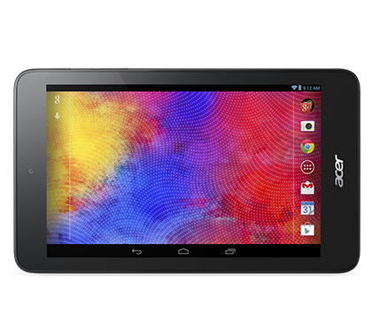 Acer Tablet Iconia One 7 B1 750 black gallery 02