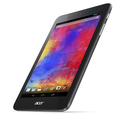Acer Tablet Iconia One 7 B1 750 black gallery 03