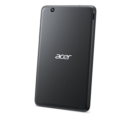 Acer Tablet Iconia One 7 B1 750 black gallery 05