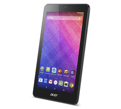 acer tablet Iconia One 7 B1 760 BlackHD photogallery 01