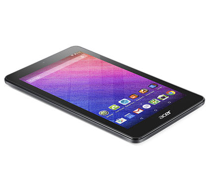 acer tablet Iconia One 7 B1 760 BlackHD photogallery 03
