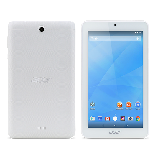 Acer Iconia One 7 B1 770 WiFi White Quad Core 1GB 16GB 0