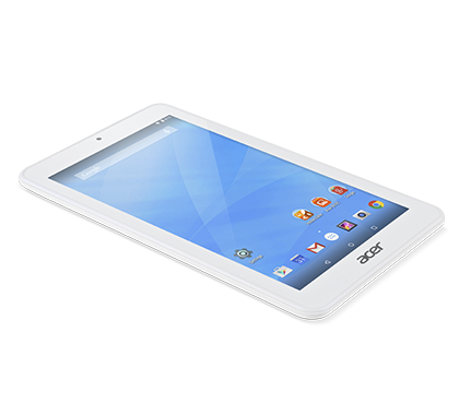 Acer Tablet Iconia One 7 B1 770 White gallery 03