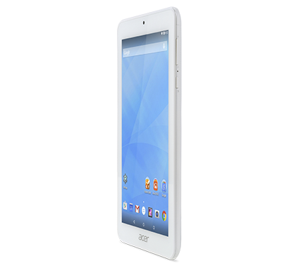 Acer Tablet Iconia One 7 B1 770 White gallery 04