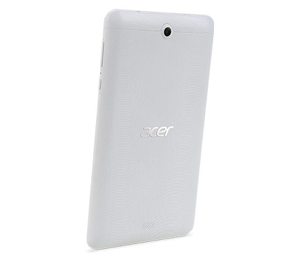 Acer Tablet Iconia One 7 B1 770 White gallery 06