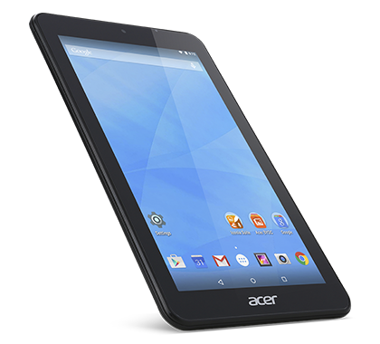 Acer Iconia One 7 B1 770 Black photogallery 02
