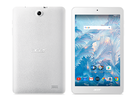 Iconia One 8 white preview