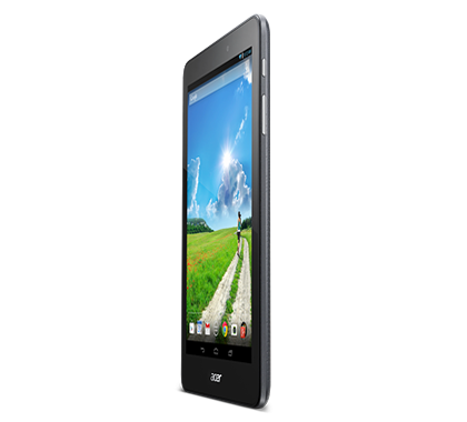 Acer Tablet Iconia One 8 B1 810 Black gallery 02