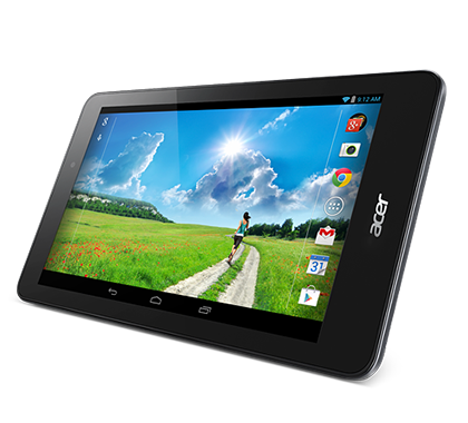 Acer Tablet Iconia One 8 B1 810 Black gallery 03