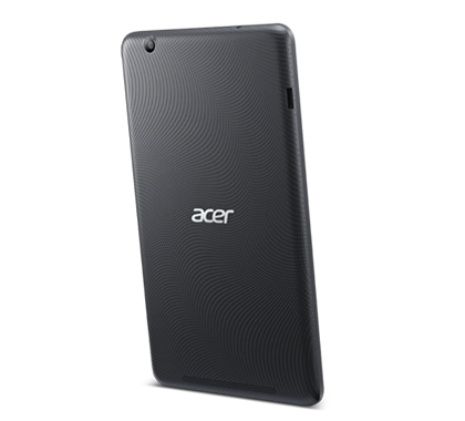 Acer Tablet Iconia One 8 B1 810 Black gallery 05