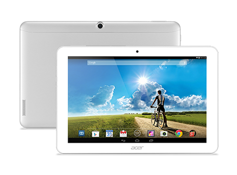 Acer Tablet Iconia Tab 10 A3 A20 A3 A20FHD White sku preview