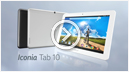 Iconia Tab 10 - See the difference and feel the beat (features & highlights)