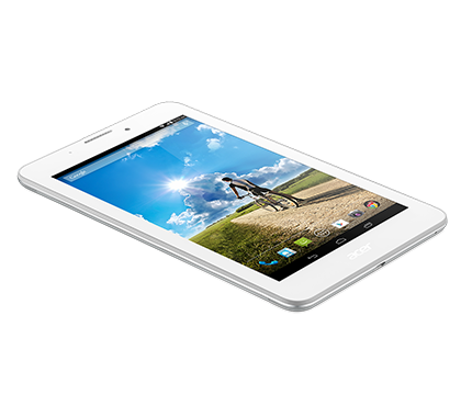 Acer Tablet Iconia Tab7 A1 713HD white gallery 04
