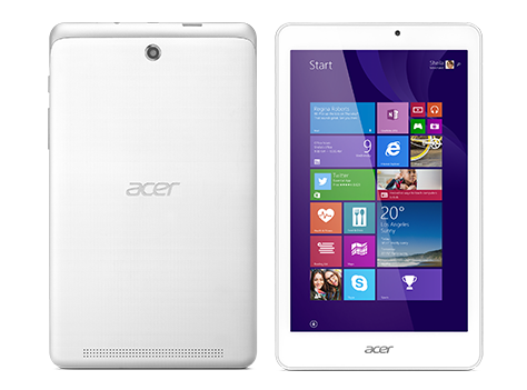 tablet acer Iconia Tab 8W preview