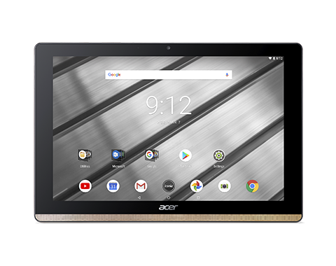 Acer Iconia One 10 B3 A50 FHD gold photogallery 01