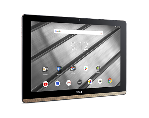 Acer Iconia One 10 B3 A50 FHD gold photogallery 02