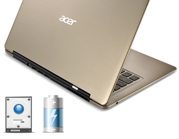 Ultrabook Acer Aspire S3
