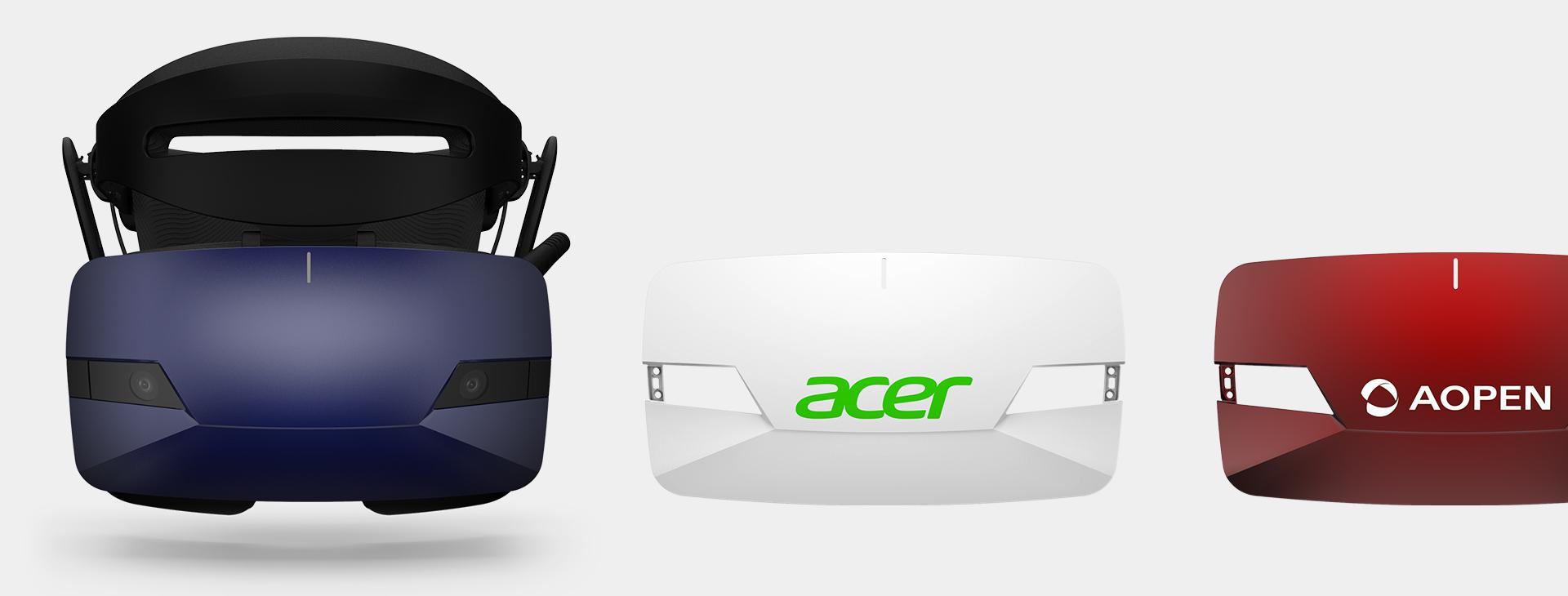 Acer OJO 500 - Windows Mixed Reality Benefits - Large