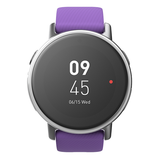Leap Ware Smart Watch - Purple