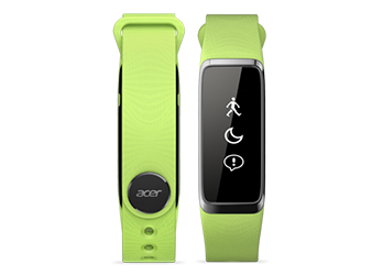 Acer Wearable LiquidLeapActive W1C green preview