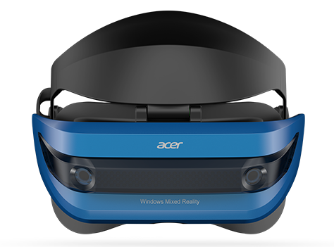 Acer VR windows mixed reality headset