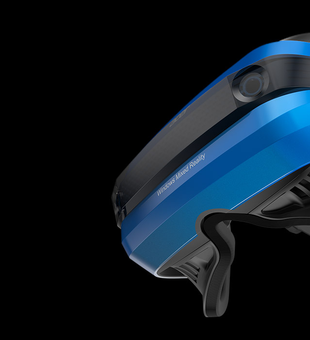 Windows Mixed Reality Headset | Virtual & Mixed Reality
