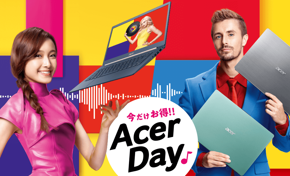 Secondary Banner Acer Day Large
